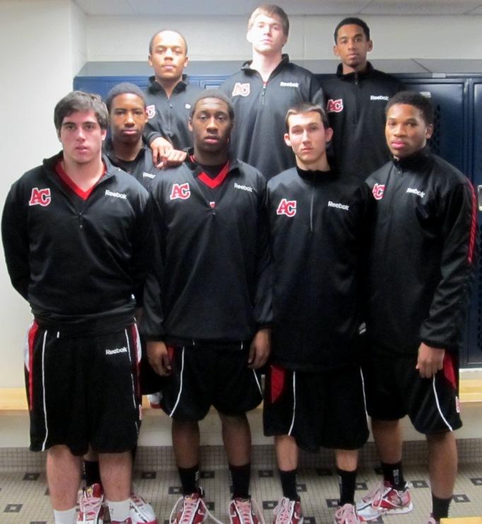 Catholic League Basketball Pics  2011